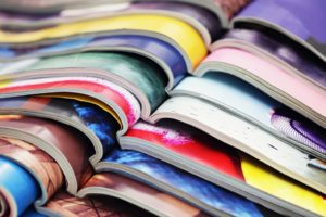 Items you should throw away before the move are books and magazines.