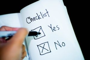checklist for NYC relocation