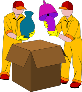 Professional movers packing, the best choice is you want to ensure your items' safety when moving
