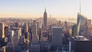 A view of Manhattan which makes you opt for finding affordable rental in Manhattan.