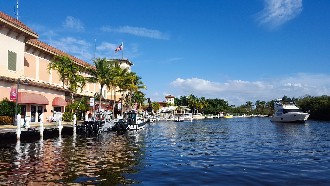 Florida beachfront properties are reasons to visit cities in Florida that are best for real estate investing in 2020