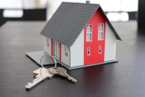 House, keys.