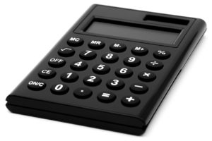 A calculator to calculate the costs when moving to a luxury home in Rockville.