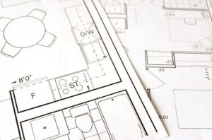 A floor plan that may be helpful to decide what type of Florida property is right for you.