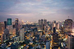 Downtown Bangkok