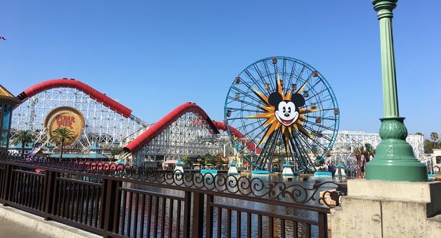 Disneyland is one of the reasons why you should choose Anaheim