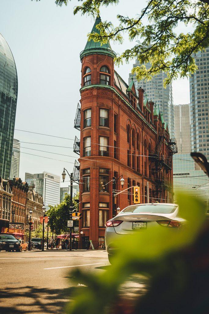 Toronto neighborhood