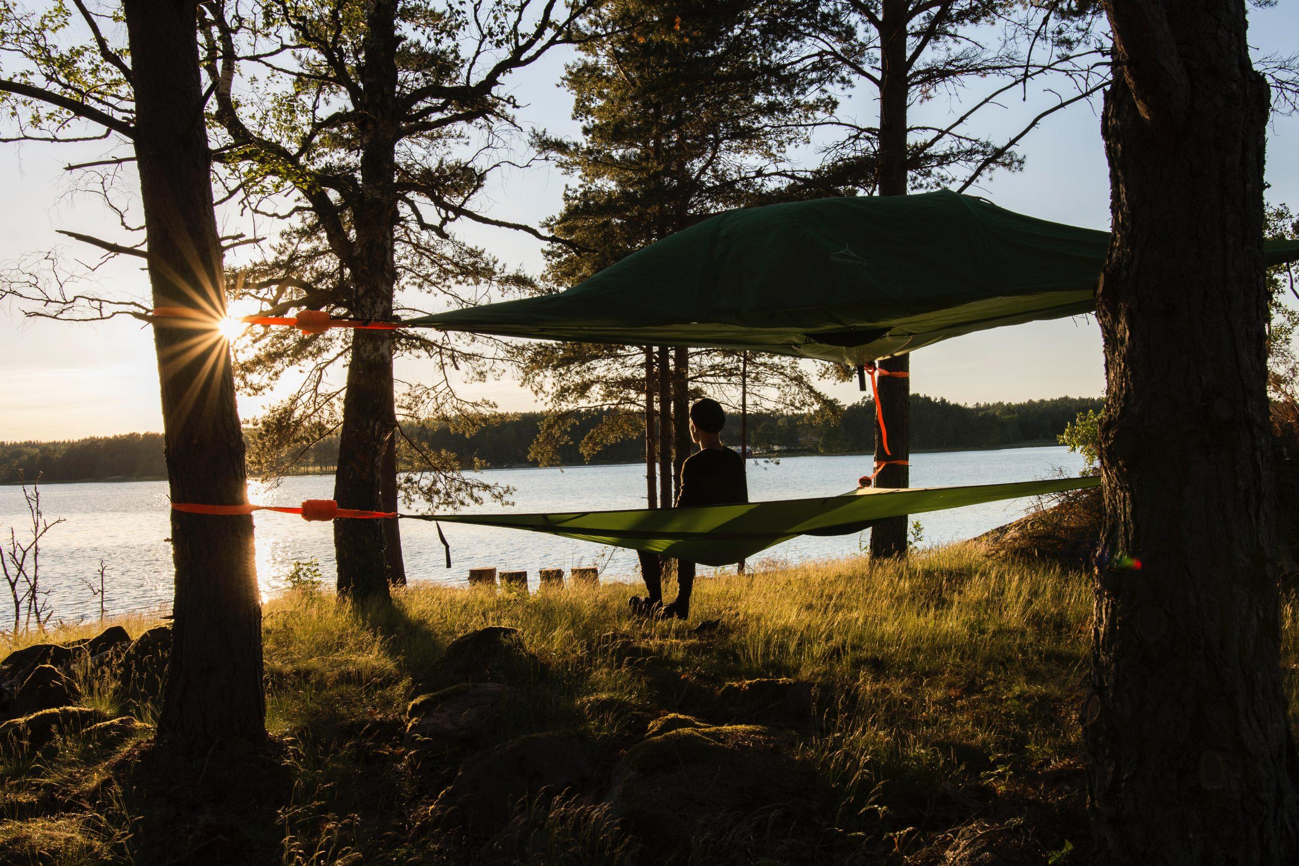 A man enjoying outdoor activities in one of the best U.S. cities to live in if you love outdoor activities