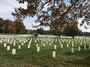 The Arlington National Cemetery that is certainly one of the reasons to visit Arlington, VA.