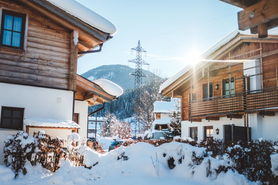 Winter house selling guidelines for getting the best deal.