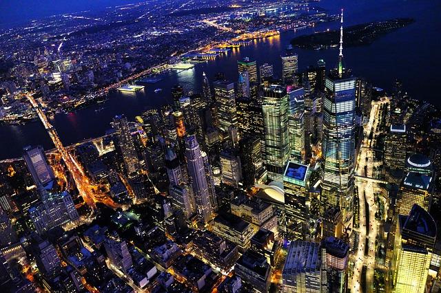 New York panorama.