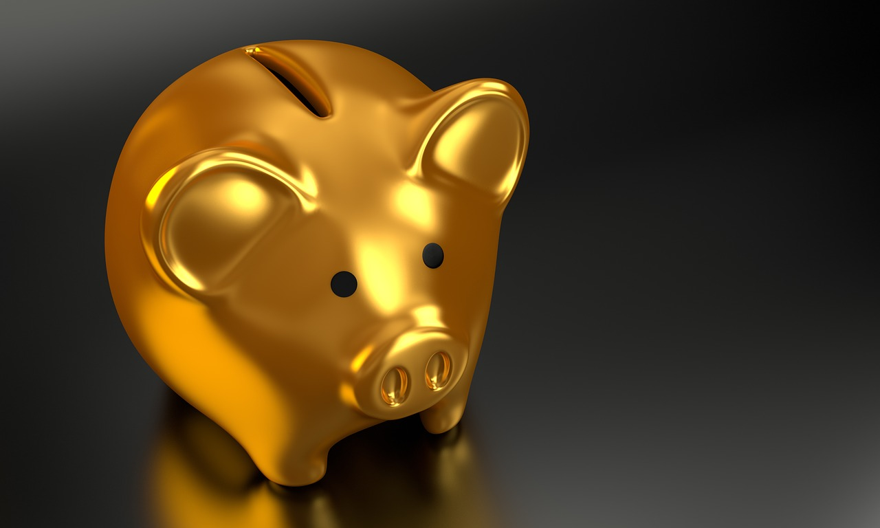 A piggy bank. Save money on your relocation and put it in there!