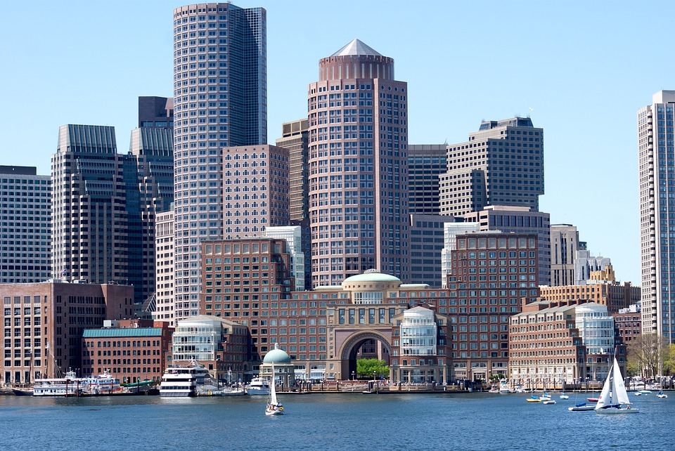 Boston Waterfront