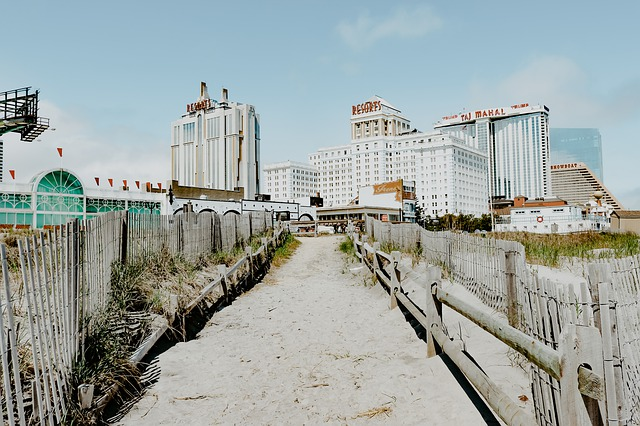 Atlantic City. Apart from the Atlantic City, there are lots of lovely towns of New Jersey you will enjoy.